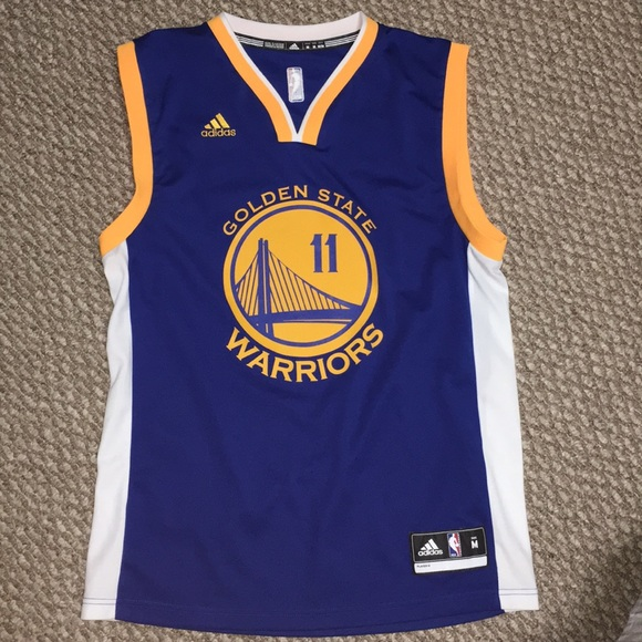 watch 4b718 fe7e0 Klay Thompson #11 Adidas NBA Golden State jersey